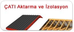 �at� aktarma, �at� izolasyonu, �at� tamirat�, �at� onar�m�